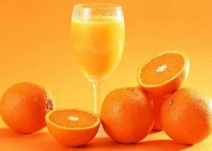 Калорийность и химический состав апельсина
