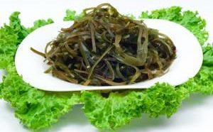 Калорийность и химический состав морской капусты