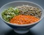 Калорийность и химический состав чечевицы
