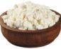 Сведения о калорийности творога и творожных продуктов различной жирности
