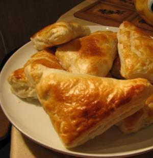 Сколько калорий в конвертиках с сыром и ветчиной