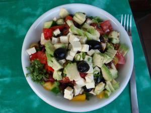 Сколько калорий в летней дынной закуске