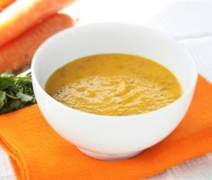 Сколько калорий в супе-пюре из чечевицы