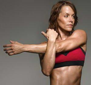 Какова должна быть заминка в комплексе эффективных упражнений для похудения рук и плеч
