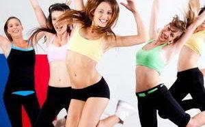 Что такое танцевальная аэробика для похудения дома - видео уроки
