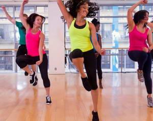 Каковы плюсы занятий танцевальной аэробикой