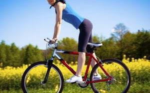 Подходит ли езда на велосипеде для похудения