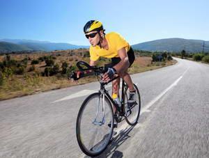 Каким должен быть марщрут поездок на велосипеде для похудения