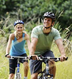 Сколько килоклорий расходуется при езде на велосипеде