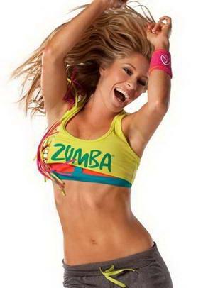 зумба обалденная фитнес программа для похудения видео