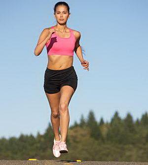 Какой должна быть программа тренировок по интервальному бегу