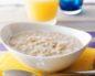 Калорийность и химический состав перловой каши на молоке