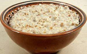 Калорийность и химический состав пшеничной каши