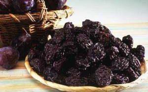 Калорийность и химический состав чернослива