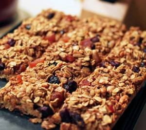 Рецепт и калорийность гранолы