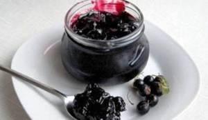 Рецепт-пятиминутка вкусного варенья из ягод ирги на зиму