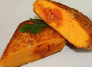 Сколько калорий в морковной выпечке с курагой