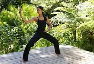 С какими заболеваниями помогает бороться система упражнений цигун