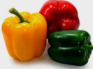 Как правильно выбирать и хранить болгарский перец