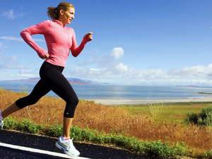 Каким образом бег помогает похудеть