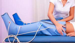 Что такое аппаратный лимфодренажный массаж