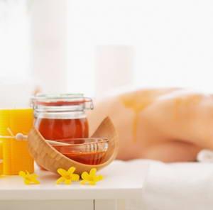 медовое обертывание дома рецепт
