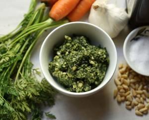 Полезные свойства и противопоказания ботвы моркови