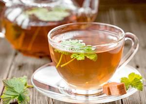 Польза и вред чая из лмстьев черной смородины, как его правильно сделать