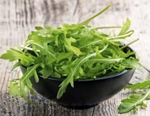 Чем полезна руккола для организма человека и какими лечебными свойствами обладает этот салат