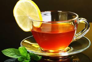 Все о калорийности чая