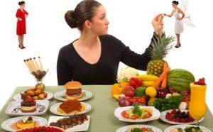 Как женщине, желающей похудеть, удержаться на диете, с какими рисками ей придется столкнуться