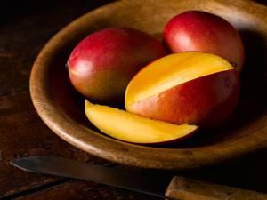 Калорийность и пищевая ценность манго