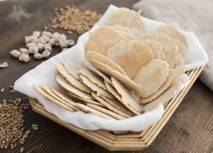 Калорийность и химический состав хлебцев