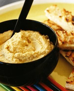 Классический рецепт и калорийность хумуса из нута