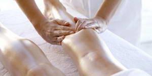 Как проводить лимфодренажный массаж ног в домашних условиях