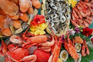 Полезные свойства для похудения и противопоказания рыбы и морепродуктов