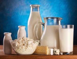 Полезные свойства и противопоказания молока, молочных и кисломолочных продуктов