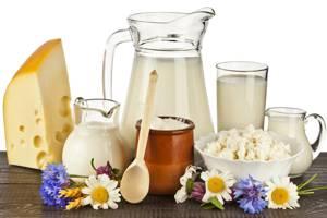 Польза и возможный вред молока, молочных и кисломолочных продуктов