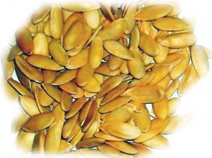 Польза и возможный вред семечек дыни