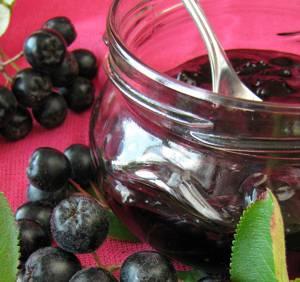 рецепт приготовления вина из рябины черноплодной рябины