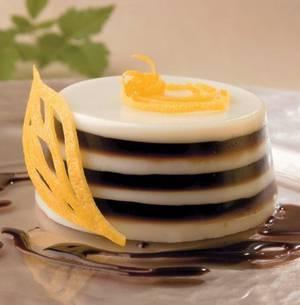 Рецепт и калорийность кофейно-молочного желе