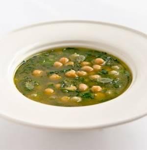 Рецепт супа с нутом