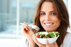 Среднестатистическая женщина за свою жизнь 17 лет проводит на диетах