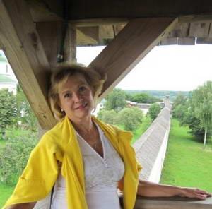 Ксения Ивановна похудела на 5 килограммов за 4 месяца тренировок на эллиптическом тренажере