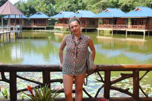 Валентина, принимая Полисорб 2 месяца, смогла сбросить 14 кг