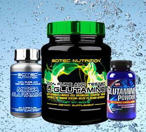 Какова польза и вред глютамина