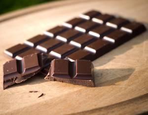 Как выбирать и хранить черный горький шоколад