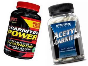 Кому и как лучше принимать L-карнитин (Л-карнитин) для похудения
