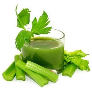Польза и возможный вред сока сельдерея