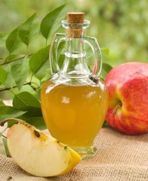 Польза и возможный вред яблочного уксуса